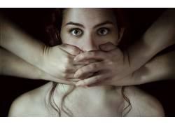 FTV女孩杂志,女性,女人,美女,面对,眼睛,手,人物,裸露的肩膀61098