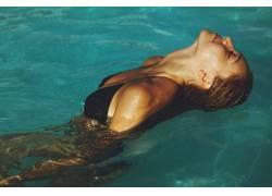 Alexis Ren,女性,女人,美女,人物,比基尼泳装,金发24580
