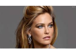 Bar Refaeli,人物,女性,女人,美女,面对,雀斑,蓝眼睛,金发,肖像19