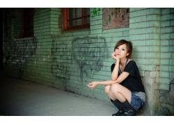 Mikako Zhang,亚洲,张凯杰,女性,女人,美女,城市的,人物35291