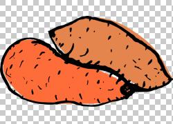 春季食物冬季生长季节,甘薯PNG剪贴画杂,冬季,食品,橙色,其他,鞋,图片