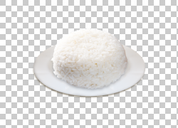 煮熟的米饭白米糯米巴斯马蒂,米饭,蒸杯米圆形白色陶瓷板PNG剪贴图片