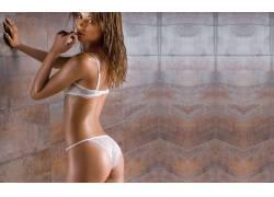 浴室性感美女写真图片