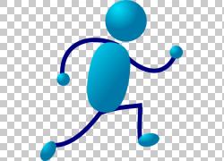 简笔画内容,移动跑步的PNG剪贴画蓝色,球体,免版税,博客,可缩放矢