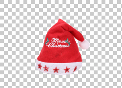 帽子五角星圣诞红星,红色五角星圣诞帽PNG剪贴画帽子,节日元素,圣图片