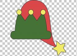 帽子欧几里德,明星圣诞帽PNG剪贴画帽子,节日元素,时尚,脊椎动物,图片
