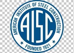美国钢结构建筑金属制造CAB建筑与制造建筑工程,商业PNG剪贴画蓝图片