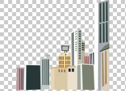 摩天大楼,卡通手绘城市建筑摩天大楼PNG剪贴画水彩绘画,卡通人物,图片