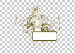 欧几里得,婚礼框架PNG剪贴画白色,金色镜框,时尚镜框,边框镜框,虚图片
