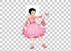 贝蒂娃娃动画动画片,管PNG剪贴画杂项,其他,虚构人物,女孩,鞋,娃