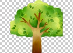 树卡通计算机文件,卡通树PNG剪贴画卡通人物,叶蔬菜,树枝,节日元图片