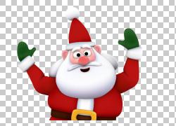 圣诞老人圣诞节装饰品,圣诞老人PNG clipart假期,圣诞节装饰,虚构图片