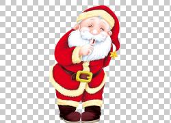 圣诞老人父亲圣诞节,圣诞老人PNG clipart假期,圣诞节装饰,手机,图片