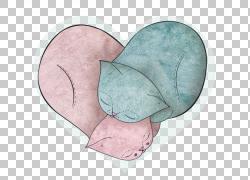 在猫小猫礼物例证,动画片猫PNG clipart爱,水彩画,卡通人物,哺乳图片