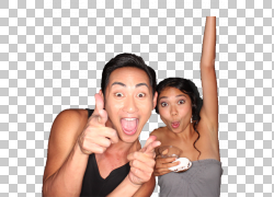拇指,夏威夷派对PNG剪贴画手,友谊,其他人,手臂,女孩,夏威夷党,微图片