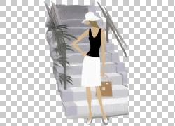 海报,度假女人PNG剪贴画白,商业女性,海报,淘宝,横幅,世界,卡通,图片