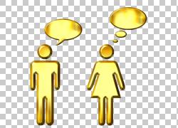 储蓄摄影女性例证,金黄男人和妇女PNG clipart框架,3D计算机图形图片