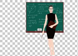 老师卡通,性感美女数学老师PNG剪贴画cdr,女人,老师,老师,时图片