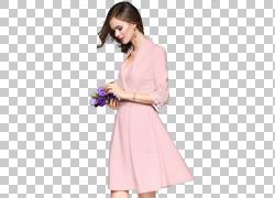 礼服裙女人,欧洲和美国女人PNG剪贴画商业女性,时尚,英国,绘画,时图片
