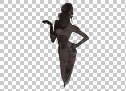 绘图剪影女人,女人剪影PNG剪贴画水彩画,墨水,商业女人,人,男人剪图片