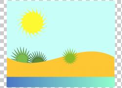 黄色的天空树,卡通的海滩PNG剪贴画文本,计算机,向日葵,计算机壁