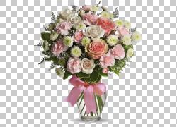 花交付花卉母亲节礼物,母亲节PNG剪贴画插花,假期,婚礼,人造花,花图片