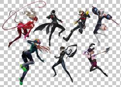 女神异闻录5真女神转生,女神异闻录3角色最终幻想XV PlayStation