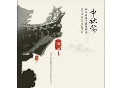 中国风中秋节背景