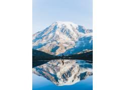 雪山壁纸图片