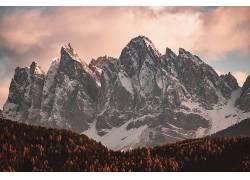 山脉壁纸图片