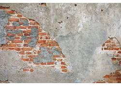破旧墙壁裂痕背景图片