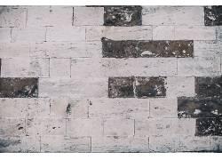 灰色墙壁裂痕背景图片