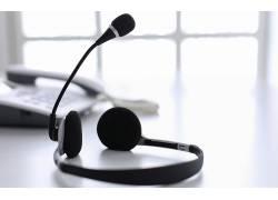 耳机公用电话