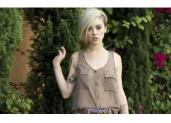 Alysha Nett,金发,人物,模特,美女64155