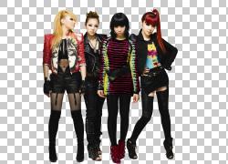 20世纪80年代K-pop 2NE1女孩组女孩节,乐队PNG剪贴画杂项,时尚,其图片