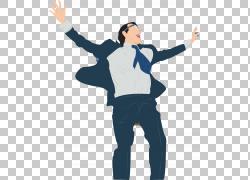 Adobe Illustrator计算机文件,快乐的人PNG剪贴画蓝色,其他,手,人