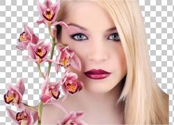 Bianca Balti化妆品眼影时尚发型,模型PNG剪贴画名人,脸,花卉,女图片