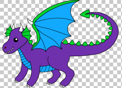龙内容,紫色垒球的PNG剪贴画紫色,紫罗兰色,龙,版权,卡通,虚构人图片