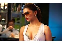 迪皮卡帕托科内,演员,女性,女人,美女,墨镜,戴眼镜的模特,美女661