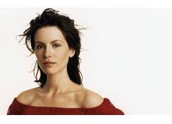 凯特贝金赛尔,女性,女人,美女,面对,演员,肖像,简单的背景55000
