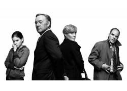 纸牌屋,凯文史派西,演员,单色,凯特玛拉,罗宾赖特,迈克尔凯利,克图片