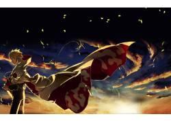 动漫,火影忍者疾风传,漩涡鸣人,火影,有风,动漫男孩,动漫,长袍669图片