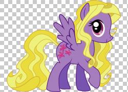 我的小马驹Rainbow Dash Rarity Pinkie Pie,我的小马PNG剪贴画马图片