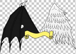 天使恶魔绘图魔鬼,天使PNG剪贴画角度,哺乳动物,脊椎动物,虚构人图片