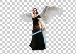 天使迈克尔,战士天使透明PNG剪贴画演示文稿,raphael,虚构人物,天图片