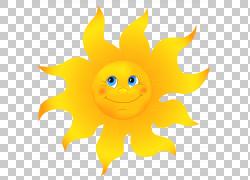 太阳,天体太阳PNG剪贴画叶,摄影,橙色,向日葵,电脑壁纸,笑脸,花卉图片