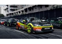 漂移,赛跑,幼芽,Scion FR-S,赛车,汽车,车辆62847图片