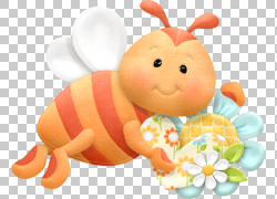 蜜蜂祝福上帝基督教,卡通蜜蜂小红色向日葵PNG剪贴画爱,卡通人物,图片