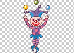 马戏团卡通小丑股票摄影,小丑PNG剪贴画杂项,画,手,性能,帐篷,小图片
