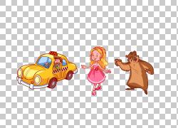 美女PNG剪贴画紧凑型汽车,文本,汽车,电脑壁纸,虚构人物,卡通,艺图片